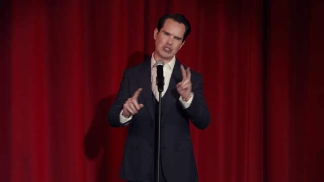 parody film featuring jimmy carr and created by david schneider asks 'what has the national lottery has ever done for us' getty images for the... - satire stock videos & royalty-free footage