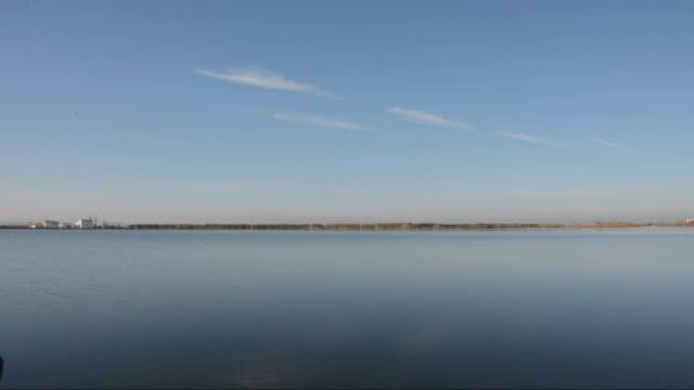 parque natural de la albufera de valencia - parque natural stock videos and b-roll footage