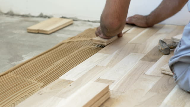 Parquet Floor Installation