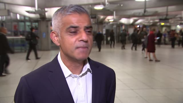 More details emerge about suspects Sadiq Khan interview SOT Over the course of the weekend there were football matches across London London Fashion...