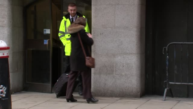 court hears details of alleged bomb Old Bailey EXT Sarah Wilson from Old Bailey