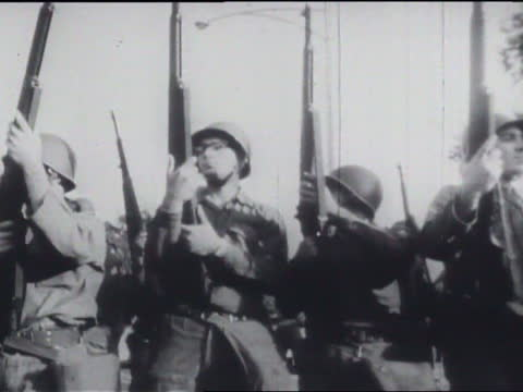 Part of a Youth International Party film about the riots at the 1968 Democratic National Convention in Chicago