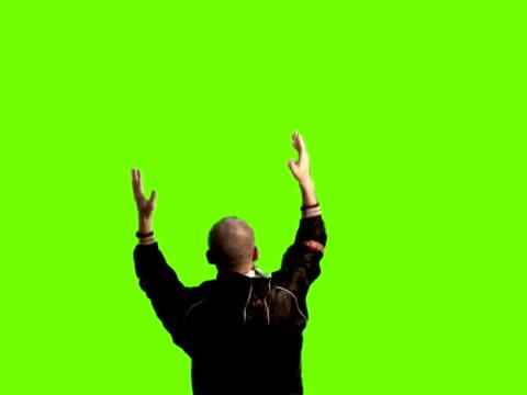 stockvideo's en b-roll-footage met part of crowd - hood boy - hiphop cultuur