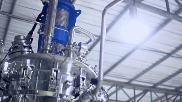 工場機械の一部 - 空気弁点の映像素材/bロール