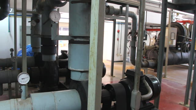 part of factory machinery - gas pipe stock videos and b-roll footage