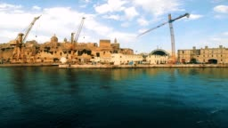 Part of Grant Harbor in Spinola bay