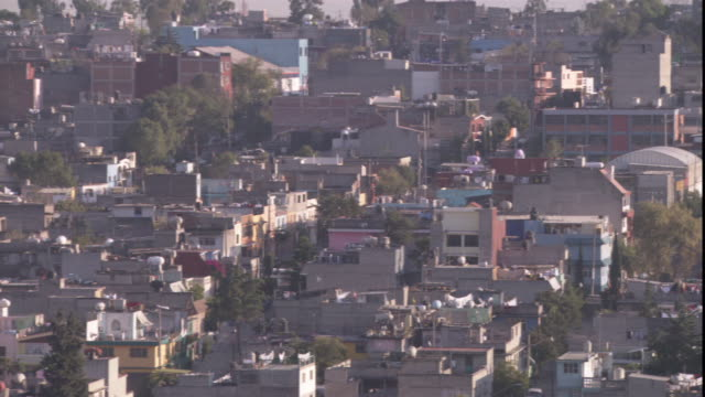 a part of mexico city is seen from the air. - 2000 stock videos & royalty-free footage
