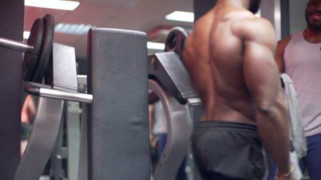 Part two of a short film about three personal trainers.