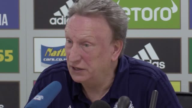 Part two of Cardiff manager Neil Warnock's press conference ahead of their Premier League home game against West Ham on Saturday