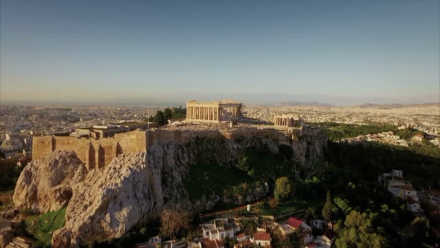 parthenon / greece - shrine stock videos & royalty-free footage