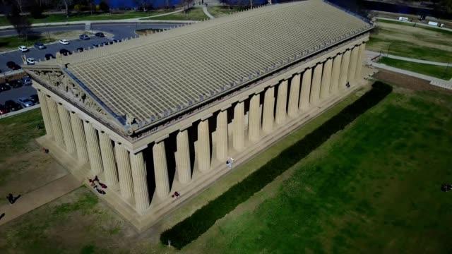 Parthenon Replica in Nashville Tennessee