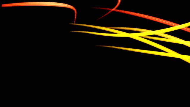 partikel abstrakt bakgrund - vriden bildbanksvideor och videomaterial från bakom kulisserna
