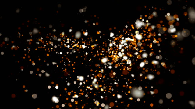 particle abstract background - changing form stock videos & royalty-free footage