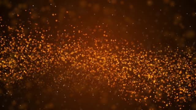 4k particle seamless background - loopable - brown background stock videos & royalty-free footage