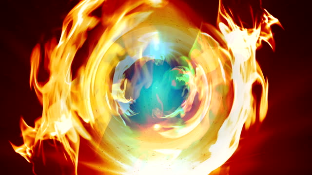 particle swirl smoke fire - light natural phenomenon stock videos & royalty-free footage