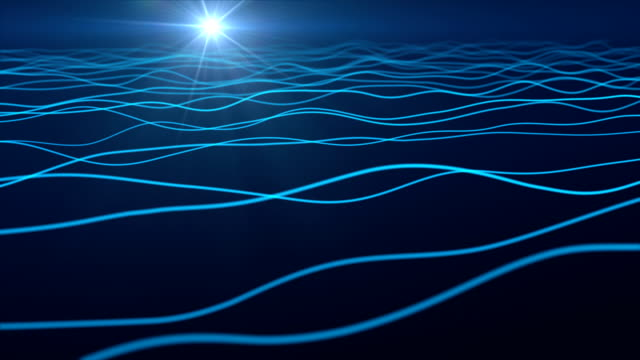 partikel vågor 4k - sea robin bildbanksvideor och videomaterial från bakom kulisserna