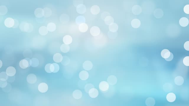 particles blue background (loopable) - blue background stock videos & royalty-free footage