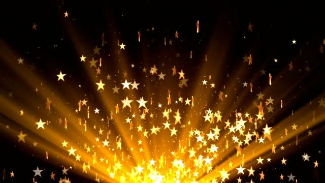 particles celebration event award backgrounds - stars stock videos & royalty-free footage