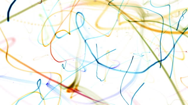 particles streak randomly drawing scribble. - scribble stock videos & royalty-free footage