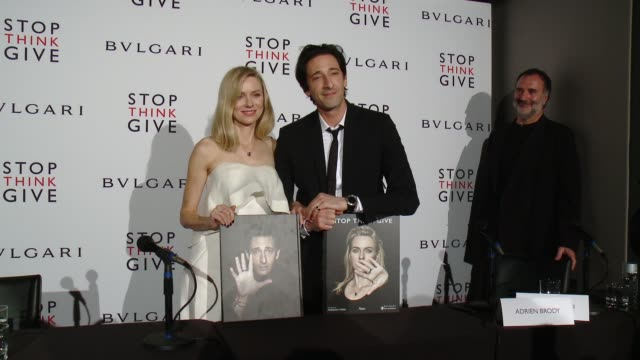 partners with save the children to launch stopthinkgive a collection of celebrity portraits by fabrizio ferri on february 17 2015 in beverly hills... - 2015 stock videos & royalty-free footage
