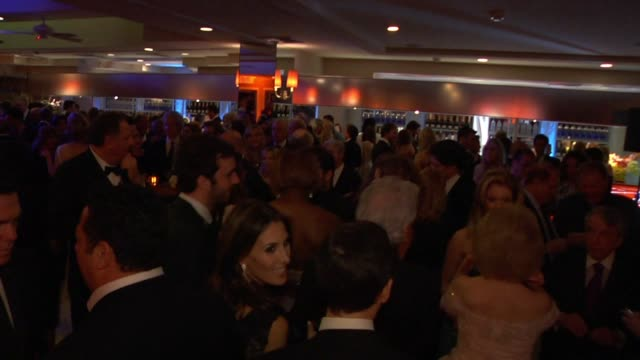 party at the inside the vanity fair oscar party 2010 at west hollywood ca. - vanity fair oscar party stock videos & royalty-free footage
