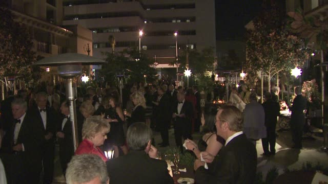 party atmosphere at the montage beverly hills opening at los angeles ca. - montage beverly hills stock videos & royalty-free footage