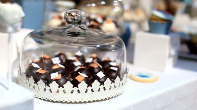 stockvideo's en b-roll-footage met partij dessert decoratie - nagerecht