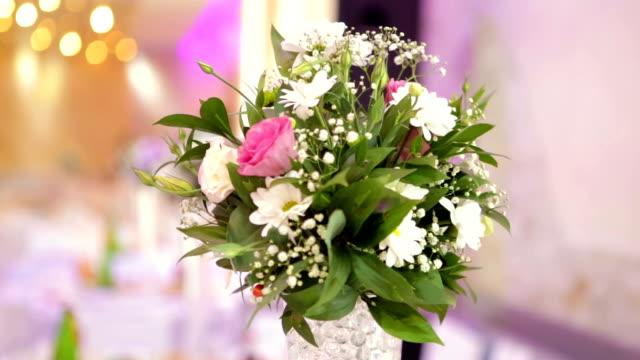 Party flower decoration