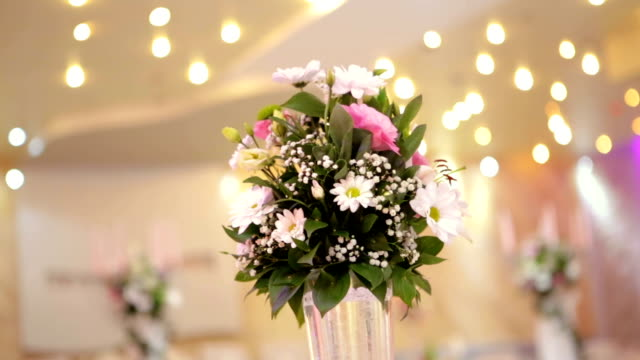 Party flower decoration