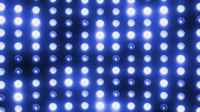party led light wall for stage loopable the concept of stage lights, nightlife, night clup, light effect, dance, music, electric lamp - light trail stock videos & royalty-free footage