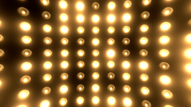 party lights (zoom in) - broadway manhattan stock videos & royalty-free footage