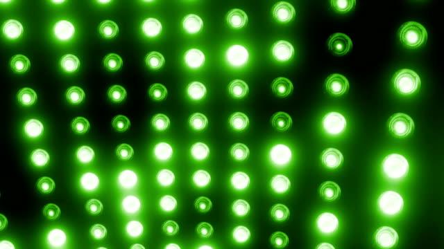 vídeos de stock e filmes b-roll de festa de luzes (loopable - copo vazio