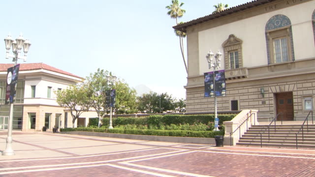 ktla pasadena civic auditorium - pasadena civic auditorium stock videos & royalty-free footage