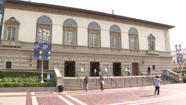 KTLA Pasadena Civic Auditorium
