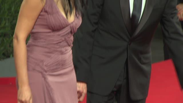 pasolini' red carpet - 71st venice international film festival at palazzo del cinema on september 04, 2014 in venice, italy. - 第71回ベネチア国際映画祭点の映像素材/bロール