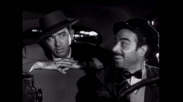 1952 a passenger learns about gambling spots in mexico from his taxi driver - chauffeur stock videos and b-roll footage