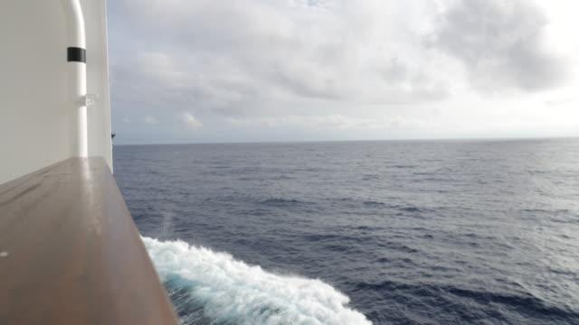 海の旅客船