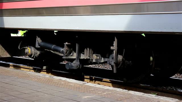 旅客列車 - 高速列車点の映像素材/bロール