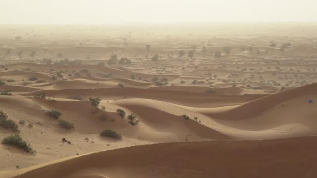POV, passing by desert in Ras al-Khaimah