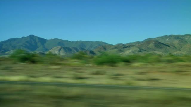 Passing Landscape