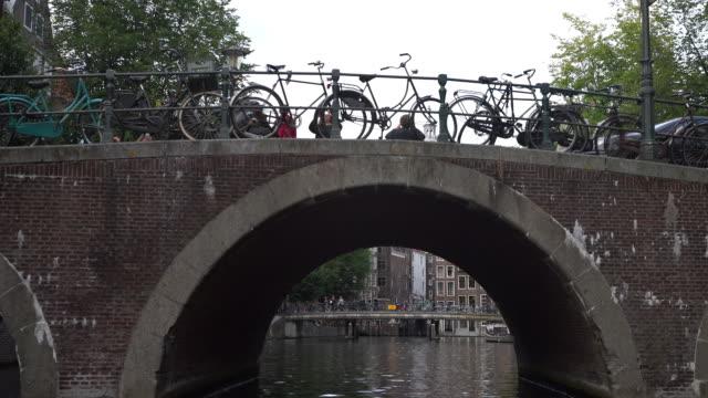 passing under bridge - arch bridge stock videos & royalty-free footage