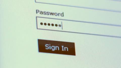 password - password stock videos & royalty-free footage