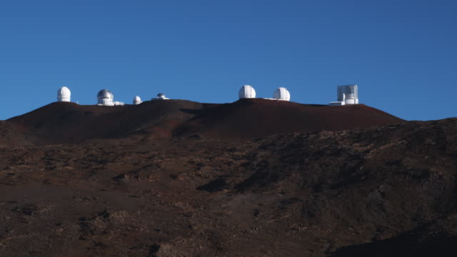 past mauna loa observatory, hawaii - observatory stock videos and b-roll footage