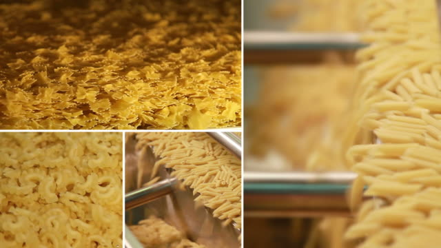 pasta composition - pasta machine stock videos and b-roll footage