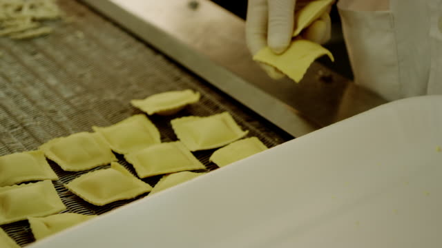 Pasta manufactory