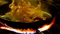 Pasta spaghetti Italian Food Preparing
