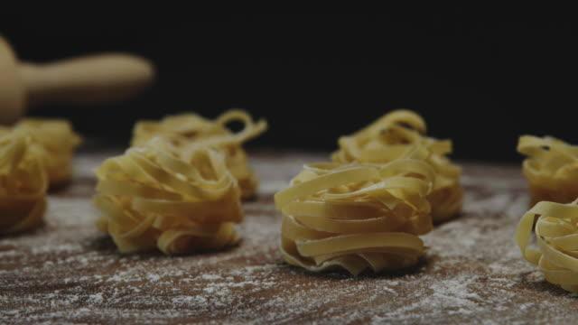 pasta - geografische lage stock-videos und b-roll-filmmaterial