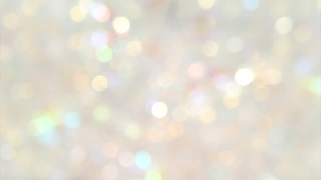 Pastel colored sparkles