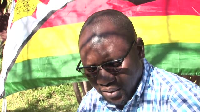 pastor evan mawarire captured the frustrations of zimbabwes hashtag generation when he posted a video online about the countrys decline into... - pastor stock videos and b-roll footage