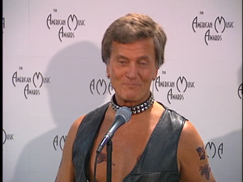 Pat Boone at the American Music Awards at Shrine